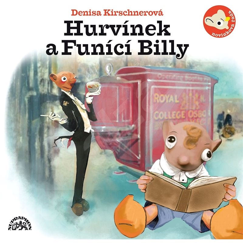 Divadlo S+H: Hurvínek a Funící Billy - CD - Music CD
