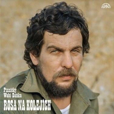 Daněk Wabi: Rosa na kolejích - LP - LP Record