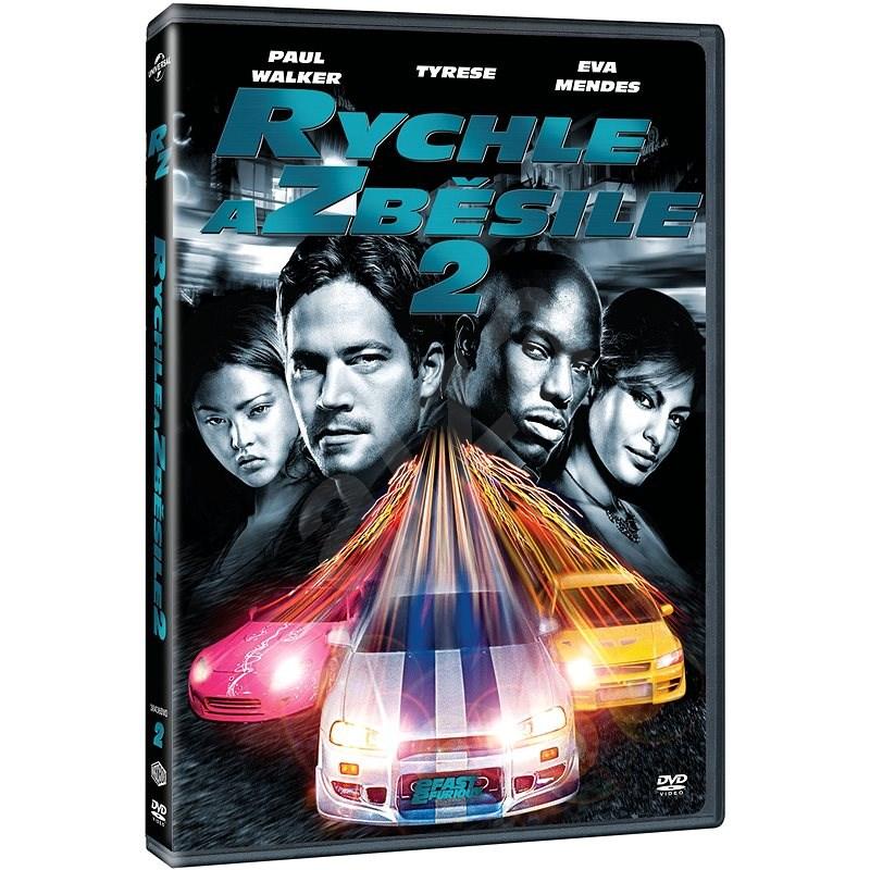 Rychle a zběsile 2 - DVD - Film na DVD