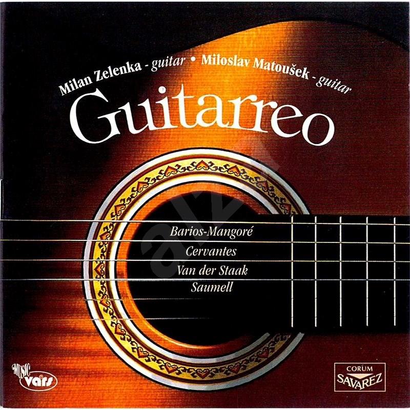 Guitarreo - CD - Music CD