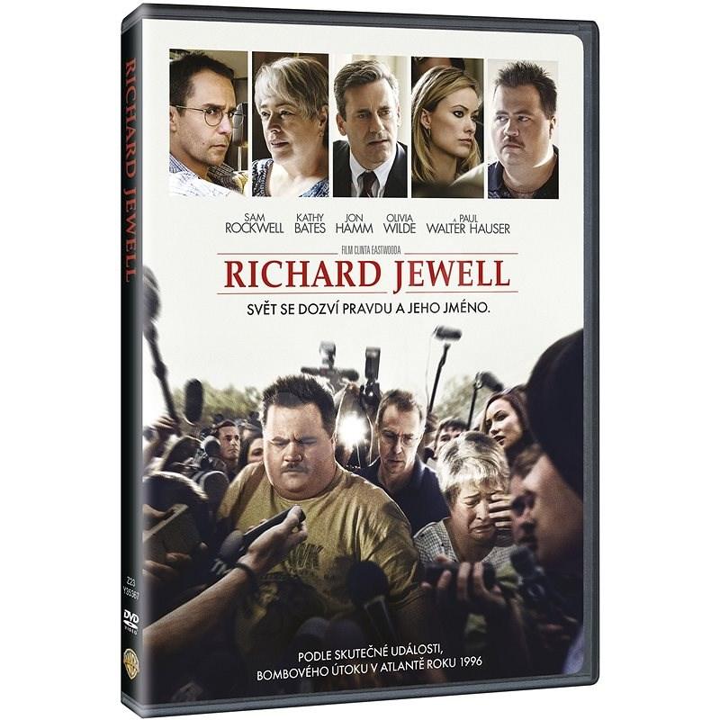 Richard Jewell - DVD - Film na DVD