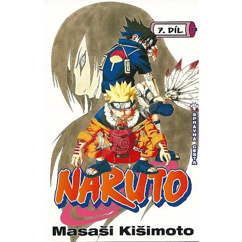Naruto 7 Správná cesta - Masaši Kišimoto