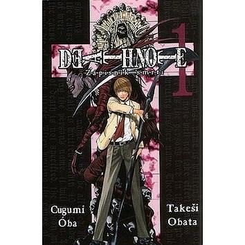 Death Note Zápisník smrti 1 - Cugumi Óba