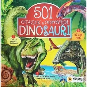 501 otázek a odpovědí Dinosauři -