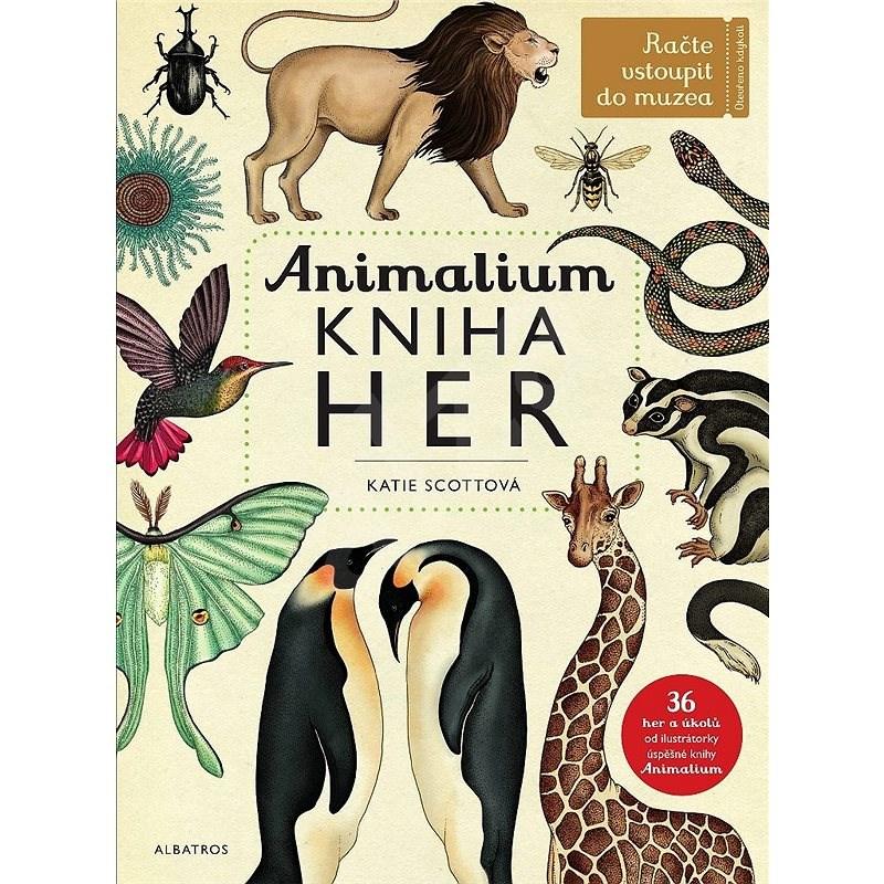 Animalium kniha her -