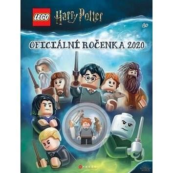 LEGO Harry Potter Oficiální ročenka 2020: Obsahuje minifigurku -