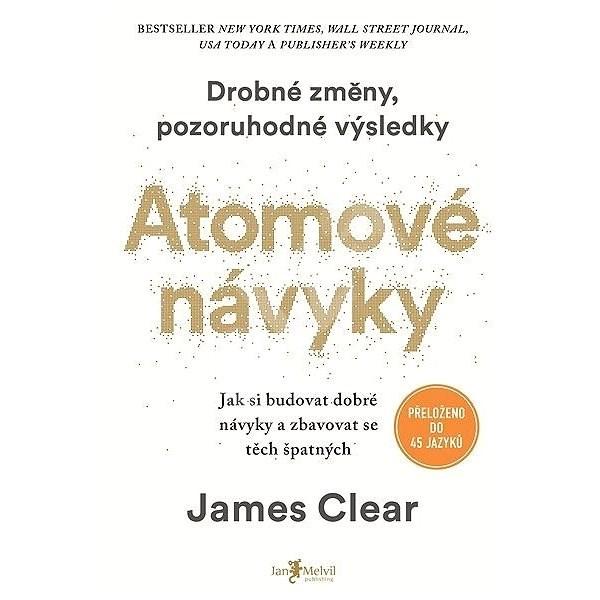 Atomové návyky - James Clear