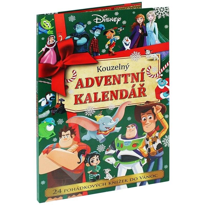 Disney Kouzelný adventní kalendář -