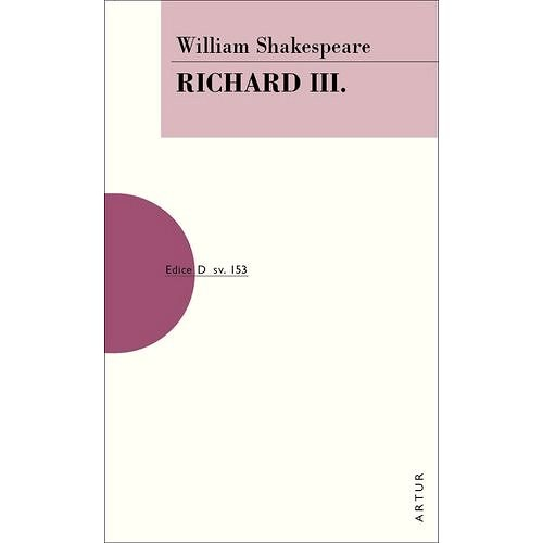 Richard III.: sv. 153 - William Shakespeare