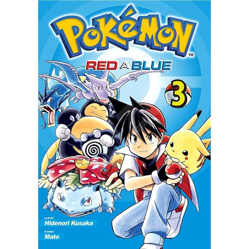 Pokémon Red a Blue 3 - Hidenori Kusaka