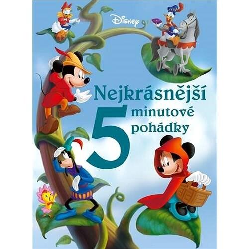 Disney Nejkrásnější 5minutové pohádky -