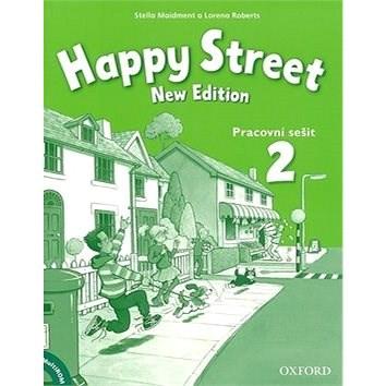 Happy Street 2 New Edition Pracovní sešit -