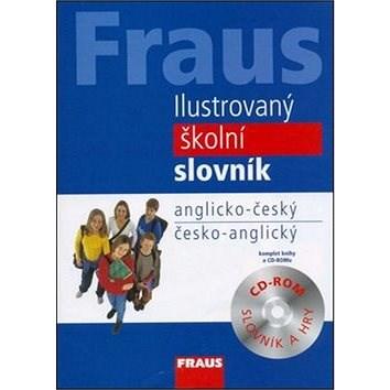 Ilustrovaný školní slovník anglicko-český/česko-anglický + CD ROM -
