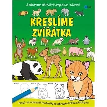 Kreslíme zvířátka: Zábavné aktivity! Legrace i učení! -