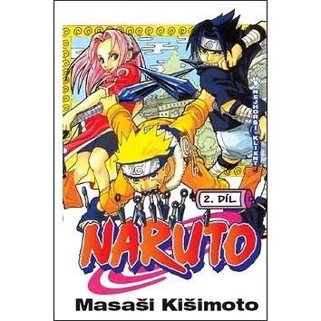 Naruto 2 Nejhorší klient - Masaši Kišimoto