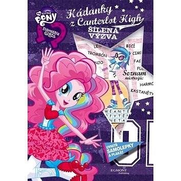 My Little Pony Hádanky z Canterlot High Šílená výzva: My Little Pony Equestria Girls -