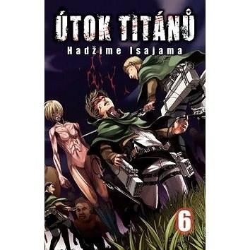 Útok titánů 6 - Hadžime Isajama