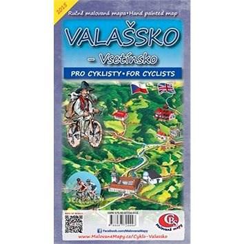 Valašsko - Vsetínsko: Pro cyklisty, for Cyclists -
