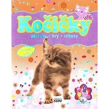 Kočičky Aktivity hry rébusy -
