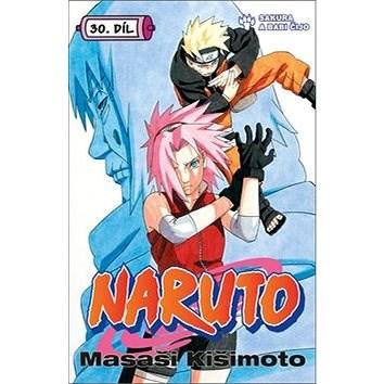 Naruto 30 Sakura a Babi Čijo - Masaši Kišimoto