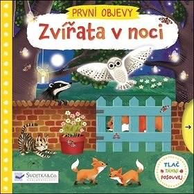 Zvířata v noci: První objevy - Jenny Wren