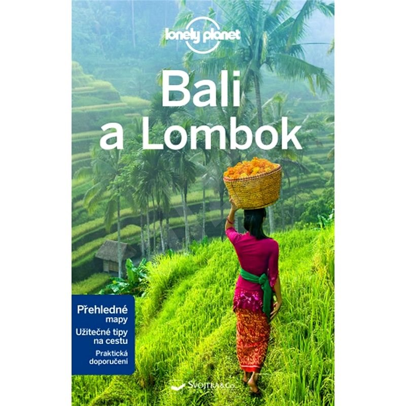 Bali a Lombok: Lonely planet -