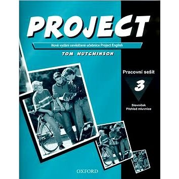 Project 3 Work Book: Pracovní sešit - Tom Hutchinson