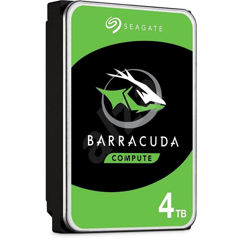 Seagate BarraCuda 4TB - Pevný disk