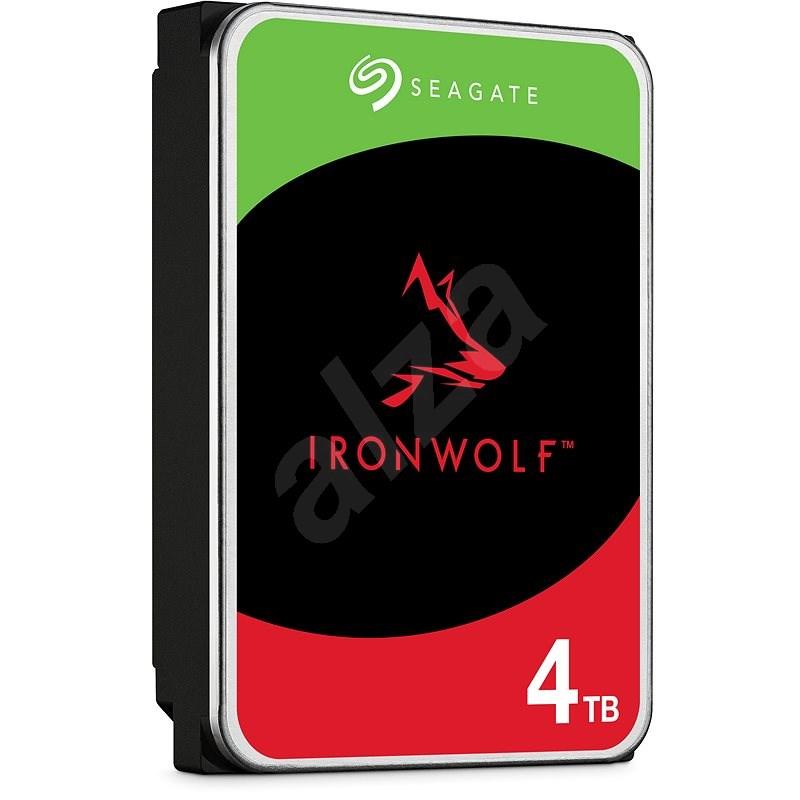 Seagate IronWolf 4TB CMR - Pevný disk