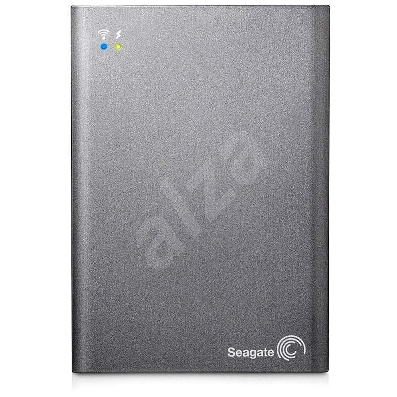 Seagate Wireless Plus 1TB šedý - Datové úložiště