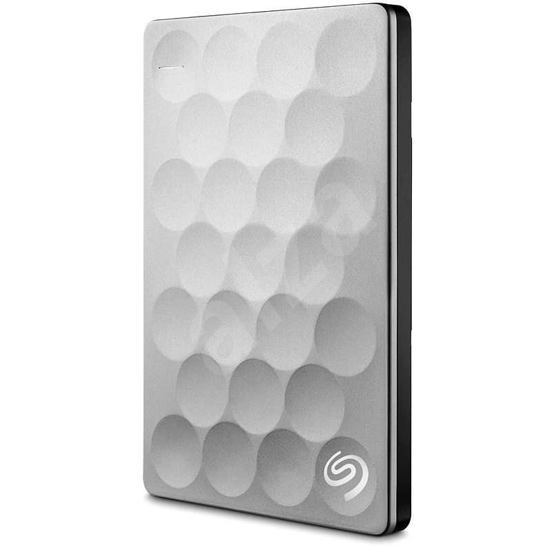 Seagate BackUp Plus Ultra Slim 1TB Titanium - Externí disk