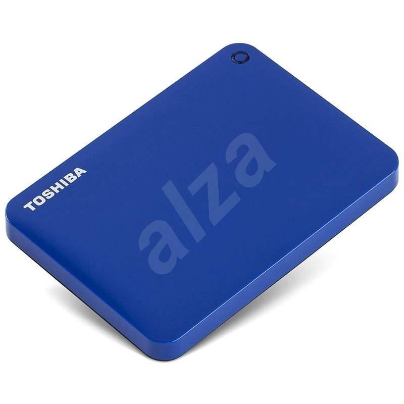 "Toshiba CANVIO CONNECT II 2.5"" 3TB modrý - Externí disk"
