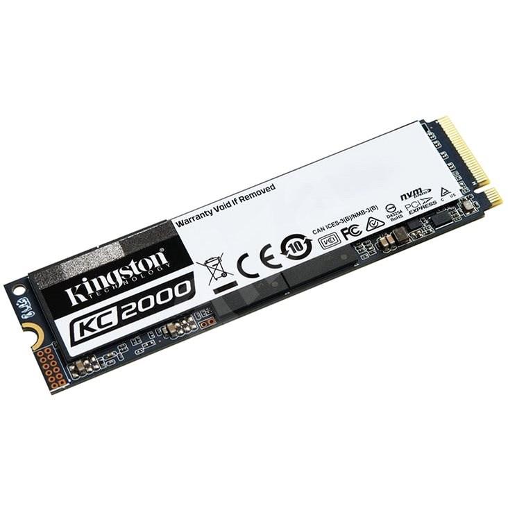 Kingston KC2000 1000GB - SSD disk