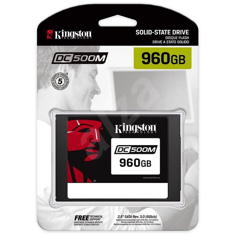 Kingston DC500M 960GB - SSD disk