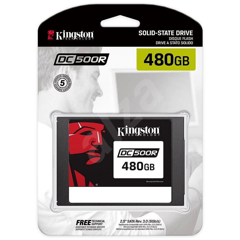 Kingston DC500R 480GB - SSD disk