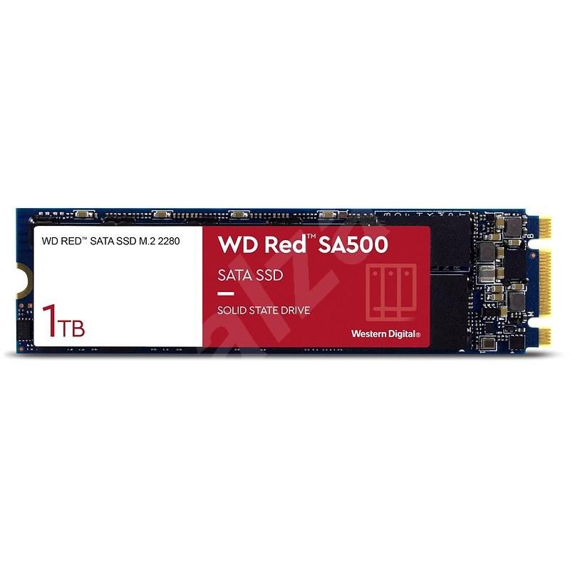WD Red SA500 1TB M.2 - SSD disk