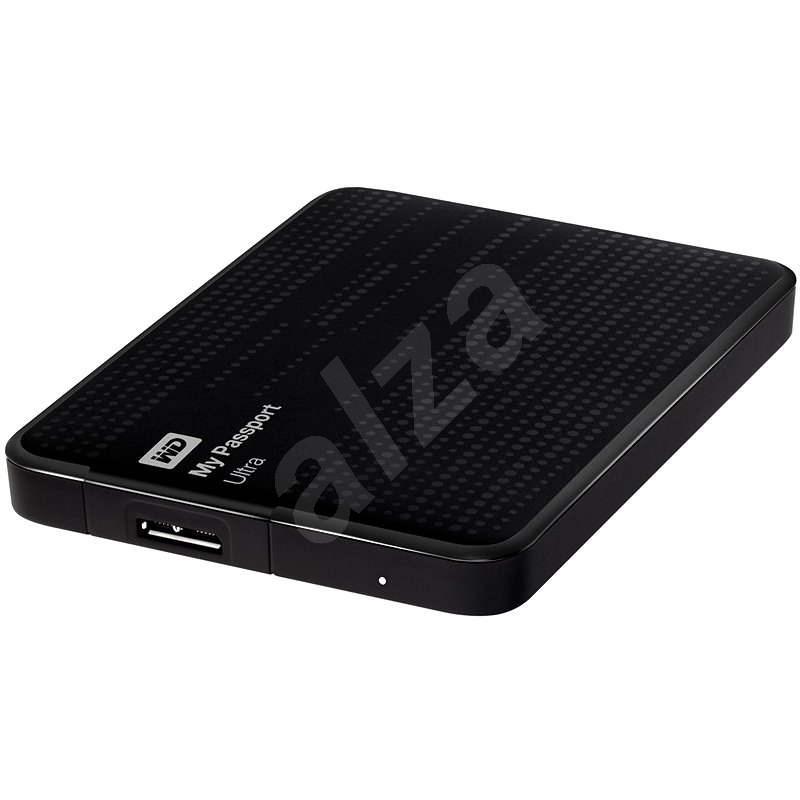 """WD 2.5"""" My Passport Ultra 1TB, černý - Externí disk"""