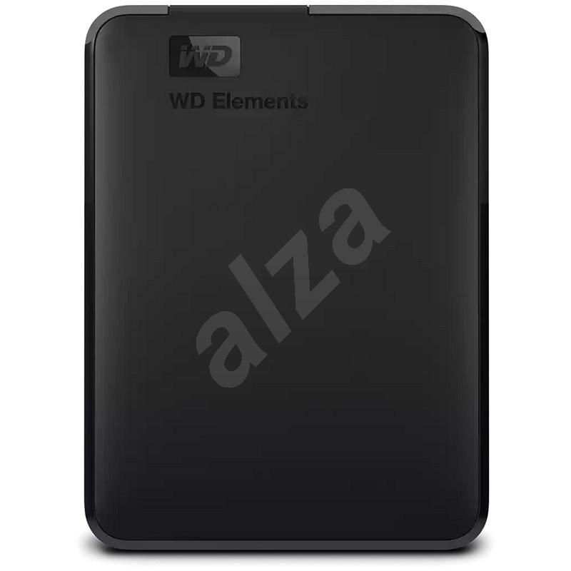 WD Elements Portable 1TB černý - Externí disk