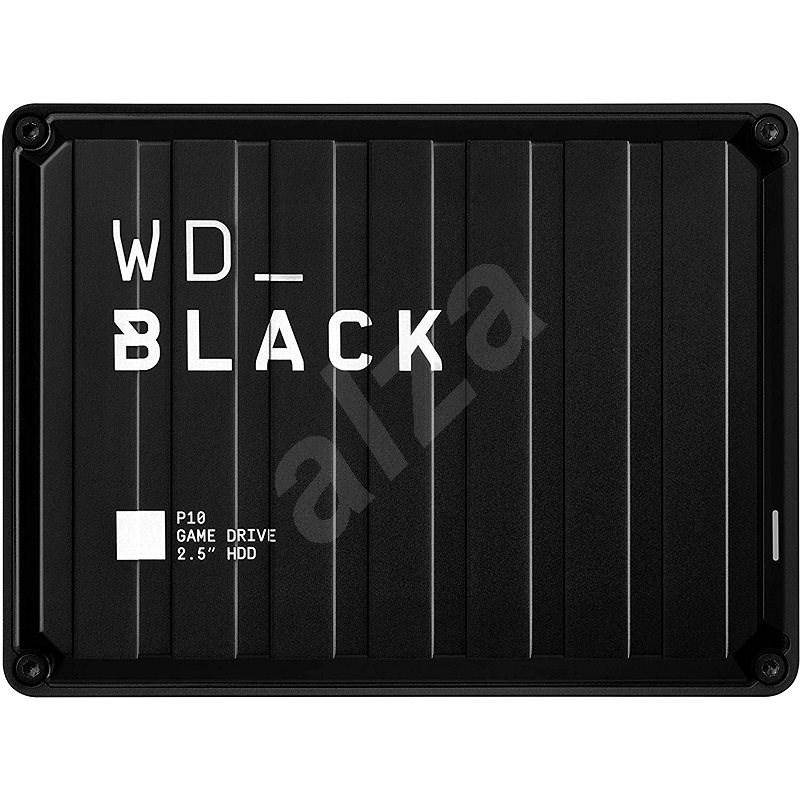 WD BLACK P10 Game drive 5TB, černý - Externí disk