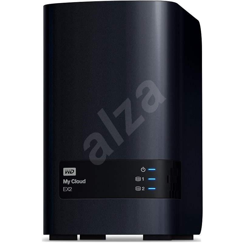 WD My Cloud EX2 8TB (2x 4TB) - Datové úložiště