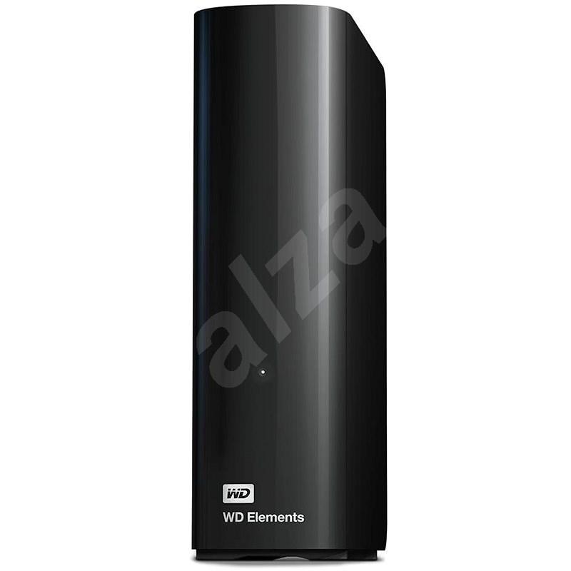 WD Elements Desktop 12TB - Externí disk