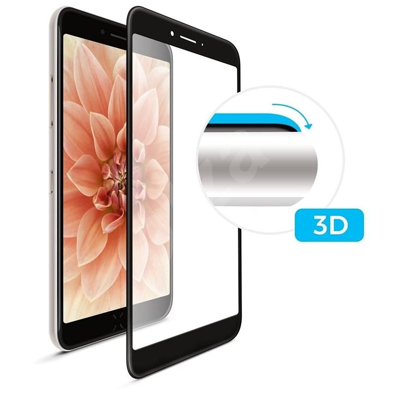 FIXED 3D Full-Cover pro Huawei Mate 10 Pro černé - Ochranné sklo