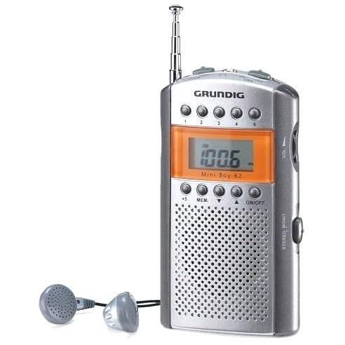GRUNDIG Mini Boy 62 - Rádio