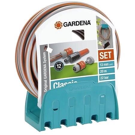 Gardena nástěnný držák na hadici shadicí  - Buben na hadici