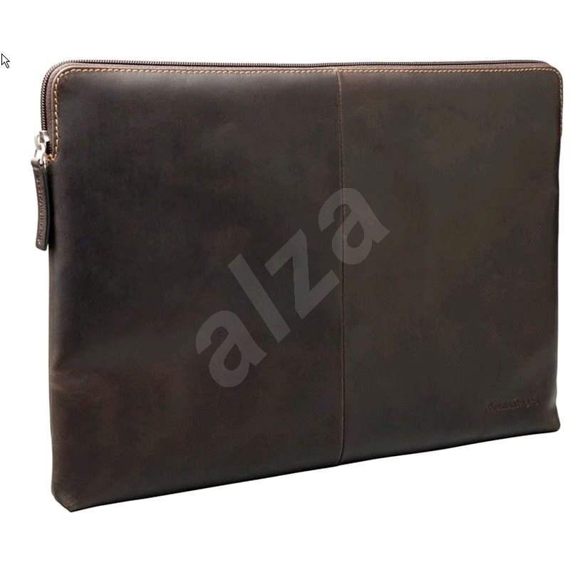 """dbramante1928 Skagen 13"""" Dark brown - Pouzdro na notebook"""