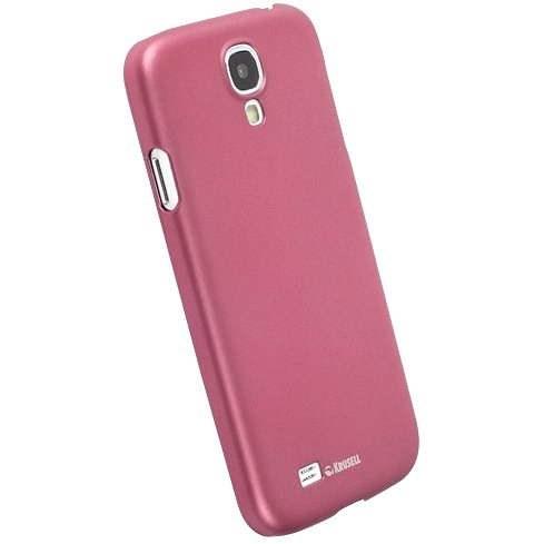 Krusell COLORCOVER Samsung Galaxy S4 růžová metalíza - Ochranný kryt