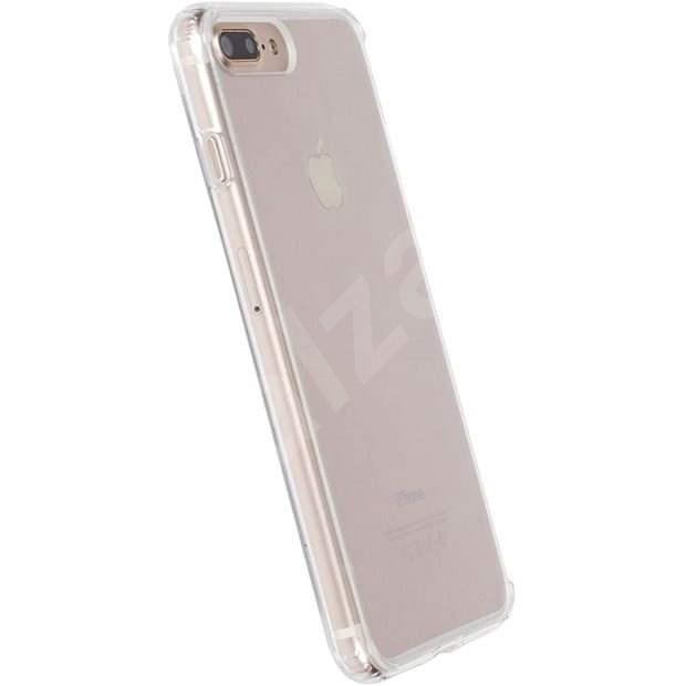 Krusell KIVIK pro Apple iPhone 7/8 Plus, transparentní - Ochranný kryt