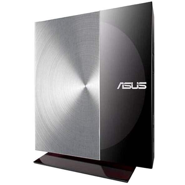 ASUS Zendrive SDRW-08D3S-U černá + software - Externí vypalovačka