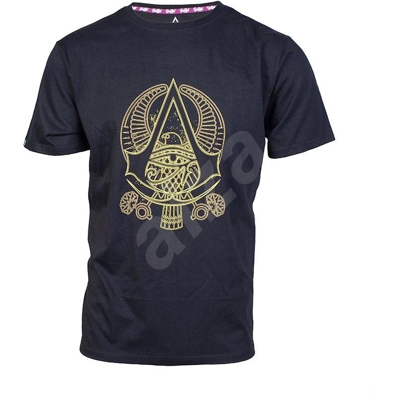 Assassins Creed Origins Logo T-Shirt - M - Tričko