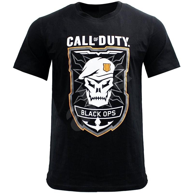 Call of Duty: Black Ops - tričko XS - Tričko